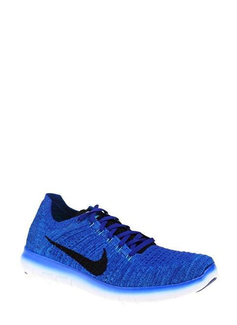 Nike Nike Free Rn Flyknit Mavi